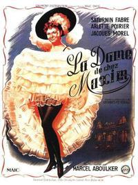 La dame de chez Maxim (1950)
