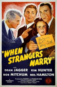 When Strangers Marry (1944)