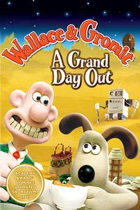 A Grand Day Out with Wallace and Gromit (1989)