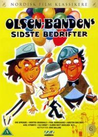 Olsen-bandens sidste bedrifter (1974)