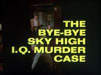 Columbo: The Bye-Bye Sky High I.Q. Murder Case (1977)