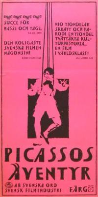 Picassos äventyr (1978)
