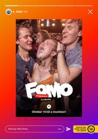 FOMO - Megosztod, és uralkodsz (2019)