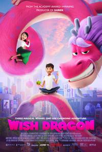 Wish Dragon (2021)