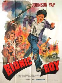 The Bionic Boy (1977)