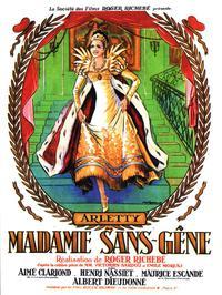 Madame Sans-Gêne (1941)