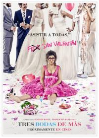 Tres bodas de más (2013)