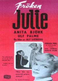 Fröken Julie (1951)