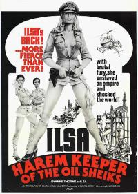 Ilsa, Harem Keeper of the Oil Sheiks (1976)