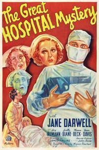 The Great Hospital Mystery (1937)