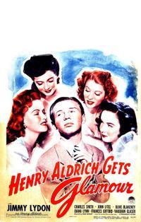 Henry Aldrich Gets Glamour (1943)