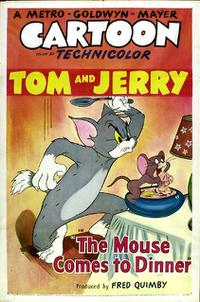 The Mouse Comes to Dinner (1945)