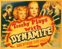 Torchy Blane.. Playing with Dynamite (1939)