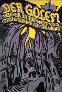 Der Golem, wie er in die Welt kam (1920)