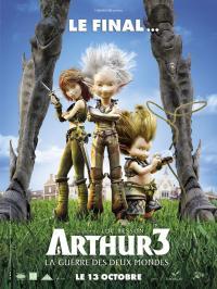 Arthur et la guerre des deux mondes (2010)