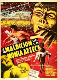 La maldición de la momia azteca (1957)