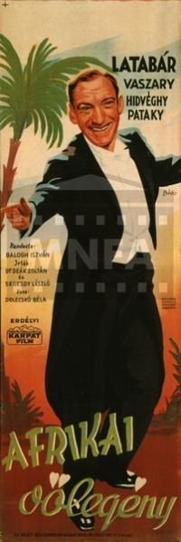Afrikai vőlegény (1944)