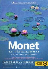 Water Lilies of Monet: The Magic of Water and Light (2018)