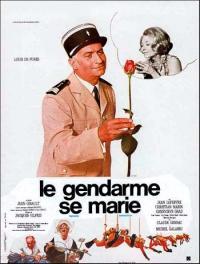 Le gendarme se marie (1968)
