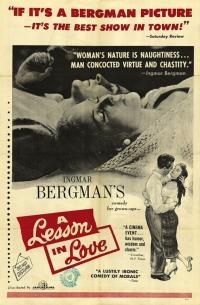 En lektion i kärlek (1954)