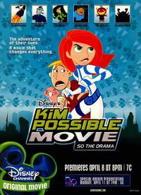 Kim Possible: So the Drama (2005)