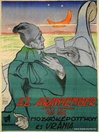 Az aranyember (1918)
