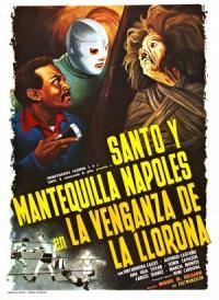 La venganza de la llorona (1974)