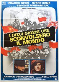 Krasznije kolokola, film vtoroj - Ya videl rozhdenie novogo mira (1983)