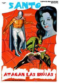 Atacan las brujas (1968)