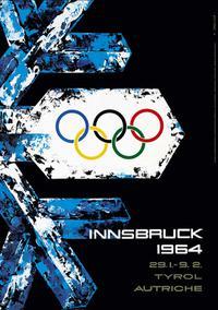 IX. Olympische Winterspiele Innsbruck 1964 (1964)