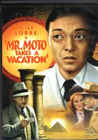 Mr. Moto Takes a Vacation (1939)