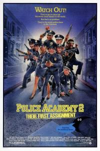 Police Academy 2 - Their First Assignment (1985)