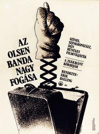 Olsen-bandens store kup (1972)