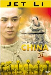 Wong Fei Hung II: Naam yi dong ji keung (1992)