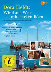 Dora Heldt: Wind aus West mit starken Böen (2016)