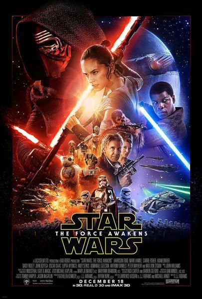 Star Wars  The Force Awakens   Star Wars  Az ébredő Erő (2015) - Kritikus  Tömeg f37def56f9
